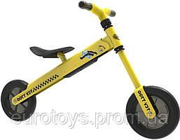 TCV Складной велобег (желтый) (Т700y)