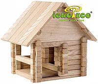 Конструктор IGROTECO «Загородный дом 4 в 1»