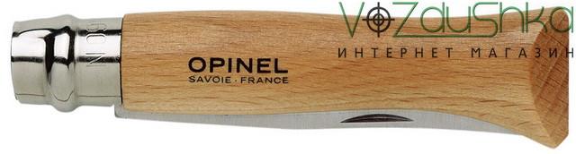 нож опинель 9 инокс 001083