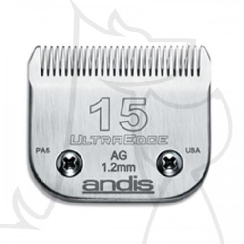 Ножевой блок Andis #15 Ultra Edge 1,2 мм