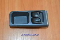 Кнопка эл. стеклопакета в консоль 2 кнопки Ланос, Сенс Т-100 GM  Корея  96233406