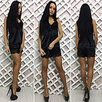 "Женская пижама "" Майка + шорты "" Dress Code"