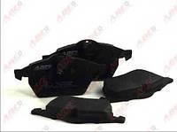 Колодки тормозные дисковые передние комплект  ABE C1X004ABE
