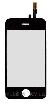 Сенсорний екран iPhone 3G high copy чорний