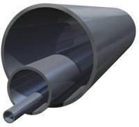 Труба полиэтиленовая диаметр 110 мм  для воды ПЕ 100.