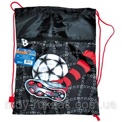 "Сумка для обуви с карманом Josef Otten ""Football"" 523106, фото 2"