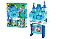 Игрушечная кухня Фрозен, кухня Frozen, музыка, свет!