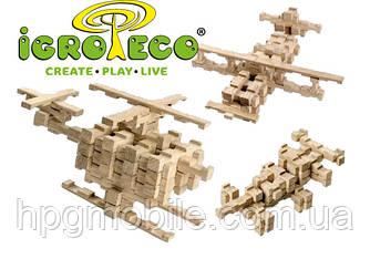 Конструктор IGROTECO «Фантазия 120»