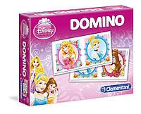 Настольная игра Домино Disney Princess, Clementoni 13407