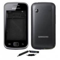 Корпус Samsung S5660 Galaxy Gio черный