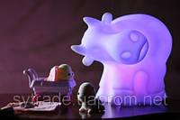 Cветильник-ночник настольный CZ-1D Корова Ватрушка