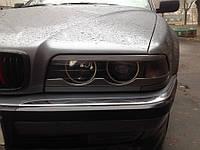 Реснички бровки нижние тюнинг BMW E38