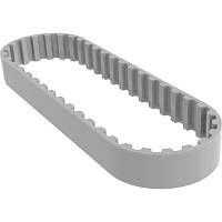285мм длиной Х 6мм шириной, Тип T2.5, Зубчатый ремень 6T2.5/285