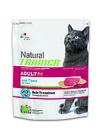 Trainer Natural Adult Tuna корм для кошек с тунцом, 1.5 кг, фото 1
