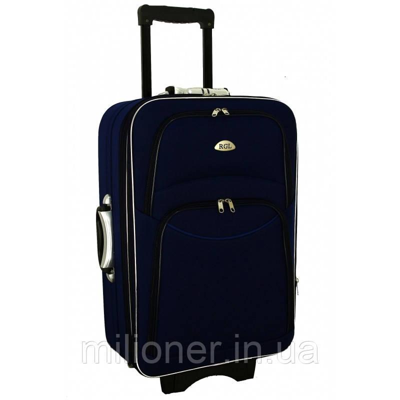 Чемодан сумка 773 (большой) синий