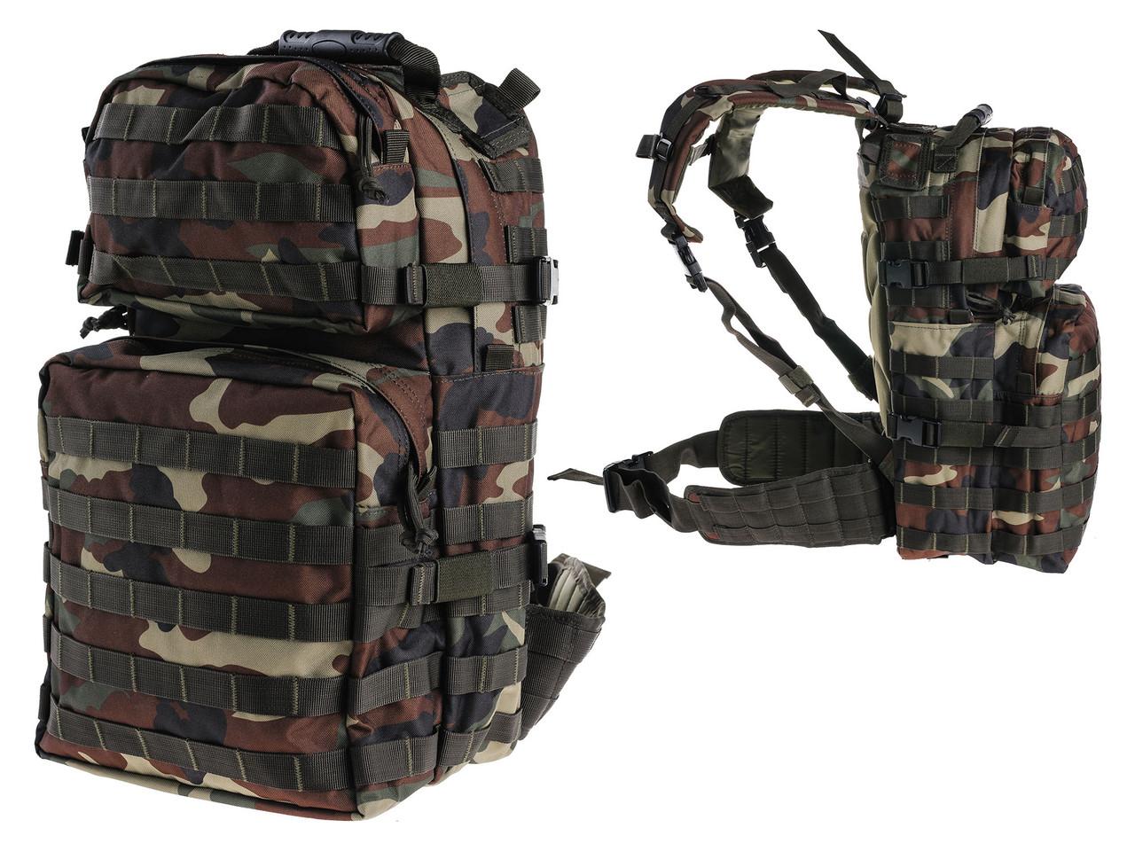 Тактический рюкзак VOODOO TACTICAL Assault 3-Day Enhanced 40L - Woodland