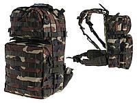 Тактический рюкзак VOODOO TACTICAL Assault 3-Day Enhanced 40L - Woodland, фото 1
