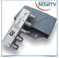 DiSEqC Switch 4x1 GI B401 в кожухе
