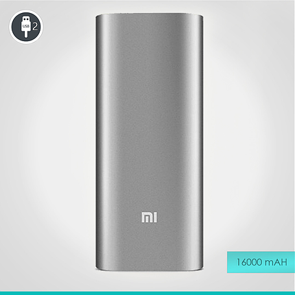 УМБ Mi Power Bank 16000 mAh, фото 2