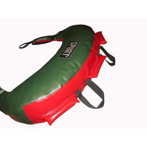 Болгарский мешок SPURT (PVS) 10 кг. красно/зеленый