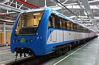 Комплекты стекол для вагонов метрополитена