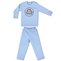 Детская пижама, на рост - 80-86, 92-98 см. (арт:18-07)