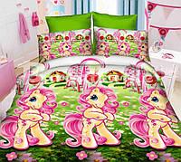 Детское постельное белье пони