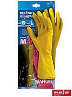 Перчатки латексные защитные RF Y