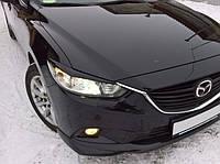 Реснички бровки тюнинг Mazda 6 GJ