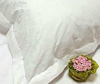 Постельное белье Рошель, Сатин - полуторное простынь на резинке 90/200/25