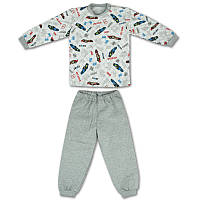 Детская пижама, на рост - 92, 104, 116, 122-128 см. (арт:341-1)