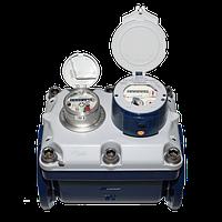 Комбинированный счетчик холодной воды Sensus тип Meitwin 100/50