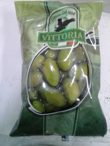 Оливки Vittoria, 850г