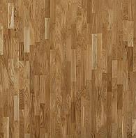 Паркетная доска Focus Floor Дуб Libeccio High Gloss трехполосная