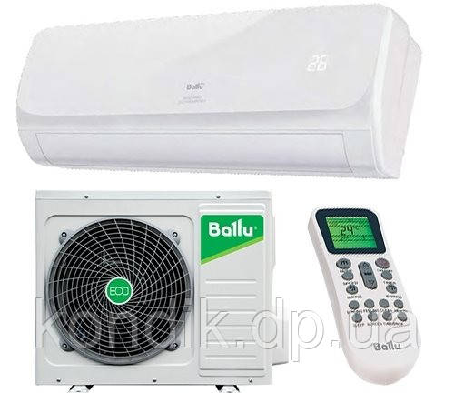 Кондиционер Ballu ECO PRO BSWI-18HN1/EP Inverter