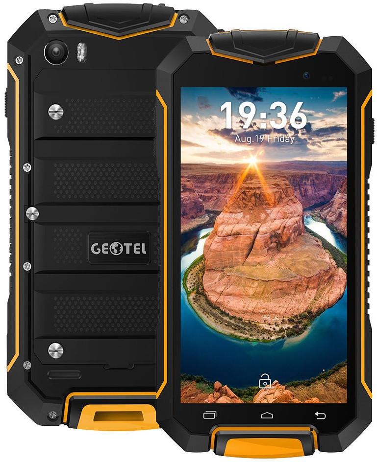 Geotel A1 1/8 Gb orange IP67