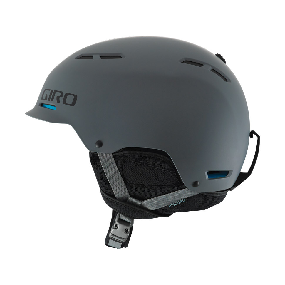 Горнолыжный шлем Giro Discord матовый Dark Shadow, L (59-62.5) (GT)