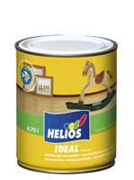 Паркетный Лак Акриловый Helios Для Паркета, Полуматовый 0.75 л. Лак паркетный Хелиос