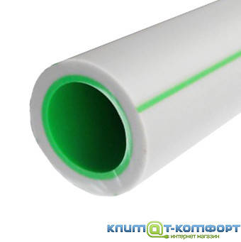 Труба ASG ПН 16 20х2,8 Green pipe
