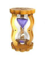 Настольные песочные часы