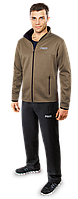 Спортивный костюм хаки мужской (р. 46-54) арт. 10235G