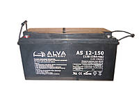 Аккумулятор гелевый ALVA battery AS12-150