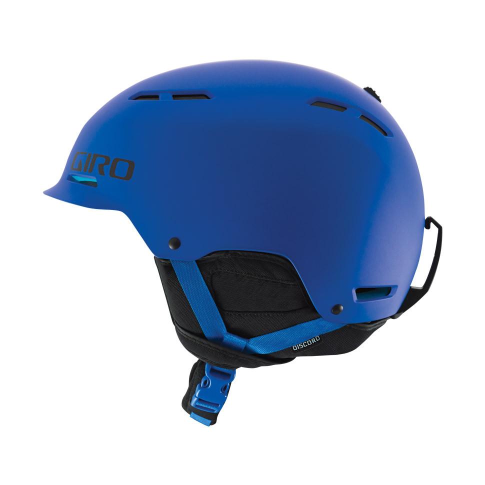 Горнолыжный шлем Giro Discord, матовый-синий (GT)