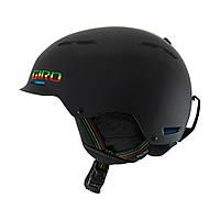 Горнолыжный шлем Giro Discord, матовый-чёрный Rasta (GT)
