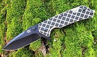 Нож Sanrenmu 7056LUI-GHV-T4 марка стали 8Cr13MoV .Крепкий и удобный.