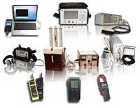Испытание электрооборудования с выдачей протоколов