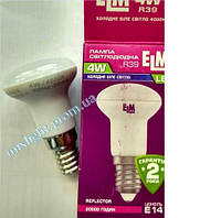 Рефлекторная светодиодная лампа 4W E14 4000K ELM