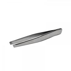 Пинцет для бровей скошенный Staleks Beauty&Care 10 Type 3 T4-10-02/(П-07)
