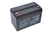 Аккумулятор гелевый ALVA battery AS12-100