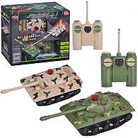 Танковый бой на радиоуправлении Play Smart 9672